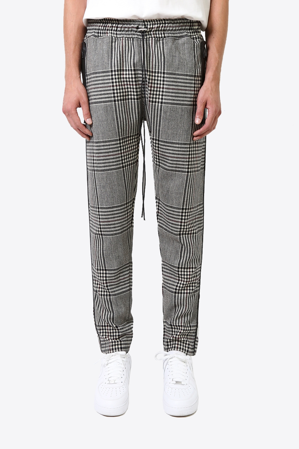 Track Pants - Large Check 2150