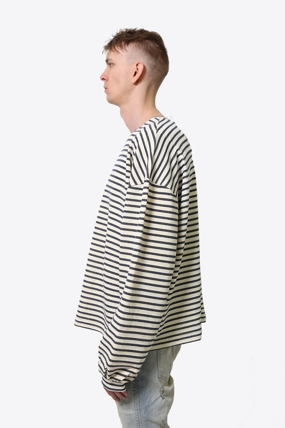 MARIN THICK COTTON LS TEE